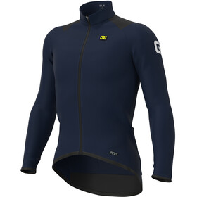 Alé Cycling R-EV1 Thermal Maglia a Maniche Lunghe Uomo, blu